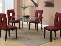 Modern Leather Dining Room Chairs Optional Furniture Leather Dining Room Chairs U2014 Rs Floral Design