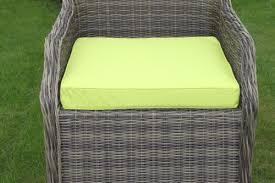 coussin de chaise de jardin coussin pour mobilier de jardin coussin d assise pour grand