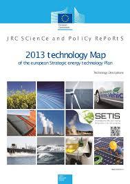 2013 technology map of the european strategic energy technology