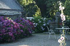chambre d hotes benodet jardin de la maison d hôtes de charme la ferme de kerscuntec en