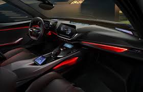 land wind interior chevrolet fnr x concept unveiled at the shanghai auto show in china