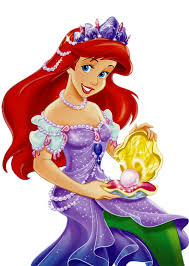 ariel the little mermaid png picture clipart gallery