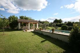 jardin paysager avec piscine ventes en vente en luberon charmante maison avec 5 chambres un