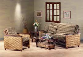 rattan futon bm furnititure