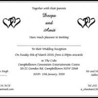wedding card invitation messages wedding card invitation wording justsingit