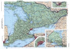 North America Map Detailed by Ontario Mapfree Maps Of North America