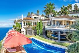 luxury holiday villa circense in tenerife