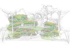 Greenville Sc Map Julie Moir Messervy Design Studio Little Falls Park Greenville