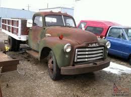 gmc semi truck gmc grain truck