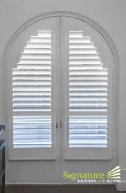 photo of the week u2013 custom made arched shutters signature