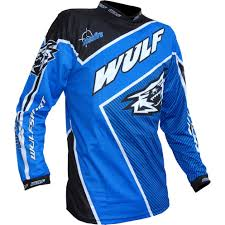 motocross jersey wulf crossfire motocross jersey mx enduro top breathable