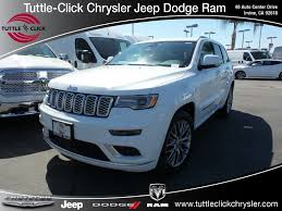 suv jeep 2017 jeep grand cherokee in irvine ca tuttle click chrysler jeep