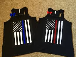 Awesome American Flag Shirts Thin Blue Line American Flag Quilt From Zabesquilts On Etsy