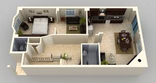 3d floor design 3d floor plan visualization u2013 modern house