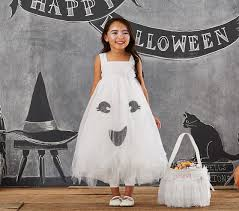 ghost costume toddler ghost tutu light up costume pottery barn kids