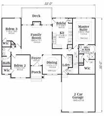 traditional style house plan 3 beds 2 00 baths 1732 sq ft plan