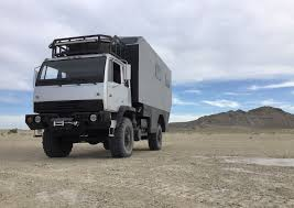 ford earthroamer xv hd overland archives the fast lane truck