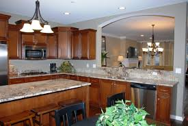 steps for building a layout picture of kitchen remodelling for