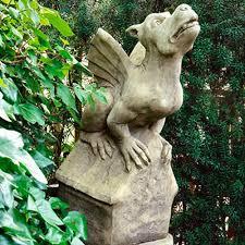 gargoyle garden statues decorations for the garden garden decor