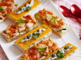 canapes recipe assorted canapés recipe eat smarter usa