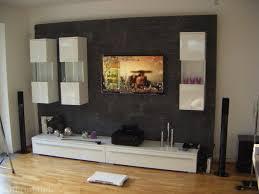 steinwand wohnzimmer platten innenarchitektur ehrfürchtiges steinwand wohnzimmer grau
