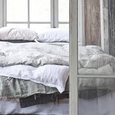 tell me more duvet cover 100 stonewashed linen 220x240 light