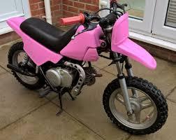yamaha pw50 childrens kids motocross mx fun bike peewee 50
