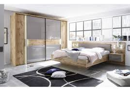 Schlafzimmer Spiegel Mit Beleuchtung Schlafzimmer In Wildeiche Basaltgrau Mit Beleuchtung Woody 207