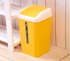 Bedroom Wastebasket Amazon Com Creative Kitchen Trash Can Trash Can Sitting Room