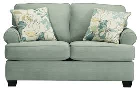 Seafoam Green Chair by Signature Design By Ashley Daystar Seafoam Contemporary Loveseat