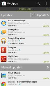 my android apps how to update my apps on android go get proxy