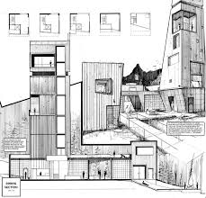 architecture drawing ideas interior design