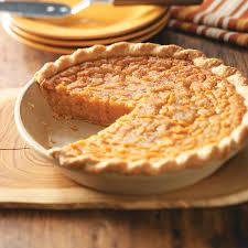 Southern Comfort Sweet Potatoes Southern Sweet Potato Pie Recipe Taste Of Home