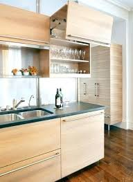 Kitchen Cabinet Lift Kitchen Cabinet Roll Up Doors Lift Up Kitchen Cabinets By