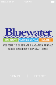 bluewater vacation rentals android apps on google play