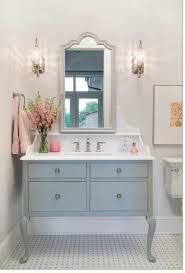 Bathroom Vanity Ideas Pinterest Best 25 Vintage Bathroom Vanities Ideas On Pinterest Singer In