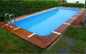 rivestimento in legno per piscine fuori terra come scegliere una piscina fuori terra da giardino blossom zine