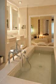 bathtubs winsome hanging chandelier above bathtub 27 view in