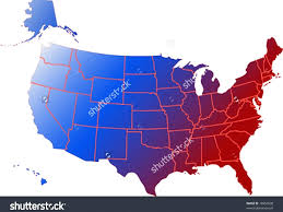 usa map alaska the united states of america from alaskas point of view alaska