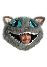 Jumbo Halloween Costumes Jumbo Cheshire Cat Mask Alice Wonderland Costume Accessory