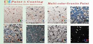 Water Based Interior Paint Water Based Multicolor Granite Paint Texture Paint In Building