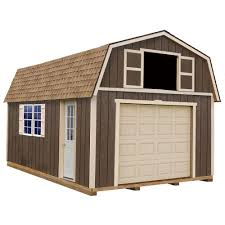 barn style garage with apartment barns sheds garages u0026 outdoor storage the home depot