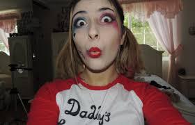 Harley Quinn Halloween Costume Diy Diy Harley Quinn Squad Costume Makeup Tutorial