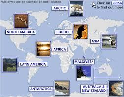 news climate change around the world