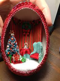 kendra s minis more belated diorama ornaments tutorial