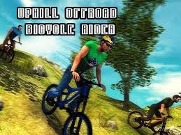 bike mountain racing mod apk uphill offroad bicycle rider for android free uphill