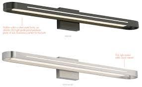 lbl ba868 vertura 36 modern led bathroom light lbl ba868