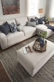 kendleton stone sofa chaise u2013 adams furniture