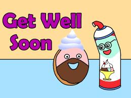 get well soon kids pop song