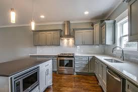 fa軋de de porte de cuisine cuisine facade porte cuisine avec gris couleur facade porte